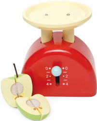 Le Toy Van Wooden Weighing Scales