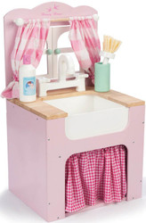 Le Toy Van Mini Kitchen Sink Set