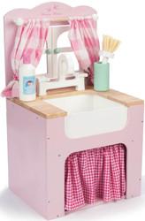 Le Toy Van Mini Kitchen Sink Set