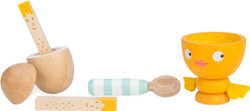 Le Toy Van Chicky-Chick Egg Cup Set