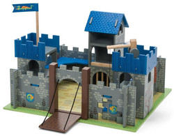le toy van pretend play castle