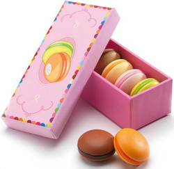 Assorted Colourful Macaroons Role Play Set