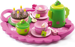 Birthday Party Teatime Role Play Set