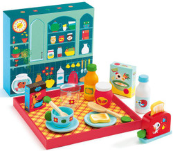 Breakfast Time Roleplay Set