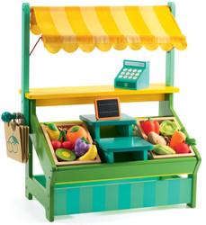 Leo's Mini Shopkeeper Market Set