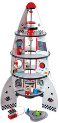 Hape Four-Stage Rocket Ship set
