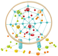 Hape Tangled Web Toss set