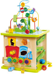 Hape Wild Safari Adventure Play Centre