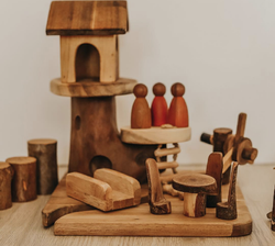 Mini Gnome House