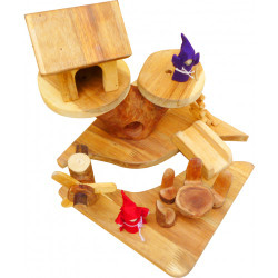 Mini Gnome House For kids