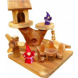 Qtoys Mini Gnome House