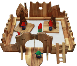 Jumbo Castle Building Set