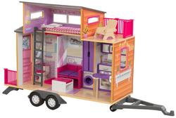 Teeny House Dollhouse Set