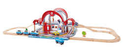 Hape Grand City Station Set