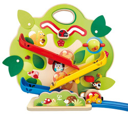 Hape Nutty Squirrel Railway Set