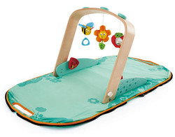 Hape Portable Baby Gym Set