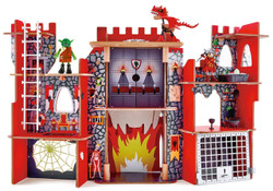 Hape Viking Castle Set