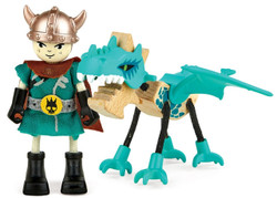 Hape Dragon Rider Set