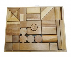 Qtoys Natural Wooden Blocks_1