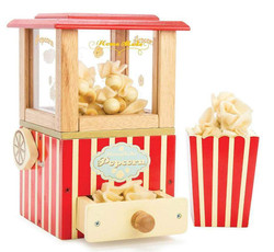 Le Toy Van Popcorn Machine Set