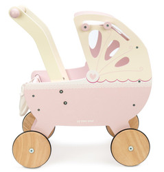 Le Toy Van Sweet Dreams Wooden Doll Carriage