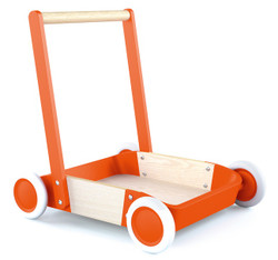 Djeco Orange Trott'it Baby Walker