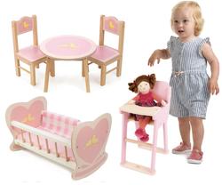 tenderleaf sweetiepie doll furniture set