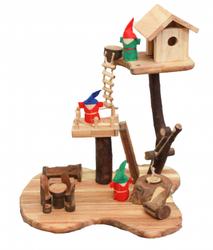 Qtoys Tree House - set