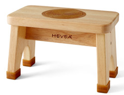 Hevea Natural Toddler Stool