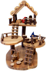 Large Tree House Set