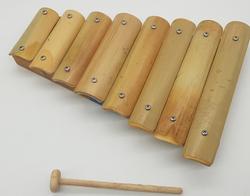 Qtoys Bamboo Xylophone