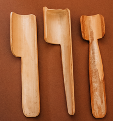 Qtoys Bamboo Spoons Set of 3