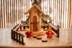 Qtoys Gnome Play House