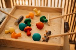 Qtoys Sand tray and play