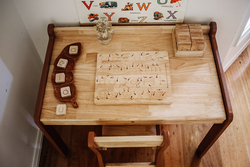 Child Study Desk Set