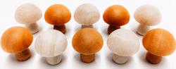 Qtoys Mushroom set of 10