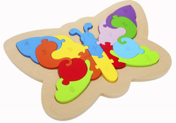 Qtoys Butterfly Number Puzzle