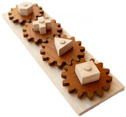 Qtoys Gear Puzzle