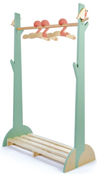 Tenderleaf Forest Wooden Clothes Rack