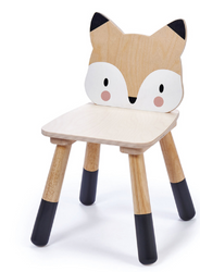Tenderleaf Forest Fox Chair