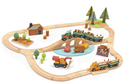 Tenderleaf Wild Pines Train Set