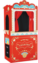 Le Toy Van Honeybake Showtime Puppet Theatre