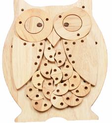 Qtoys Lacing Owl1