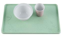 Hevea Placemat - Rubber -Mint