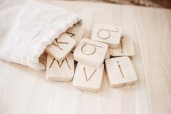Qtoys Word Building Kit