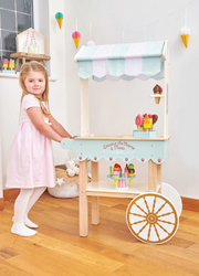 Le Toy Van Honeybake Ice Cream and Treats Trolley2