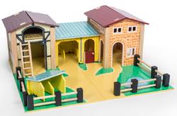 Le Toy Van The Farmyard Set