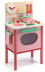 Le Toy Van Lilas Cooker Kitchen Set