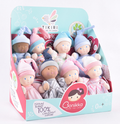 Le Toy Van Mini Dolls Assorted 8 pce