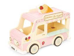 Le Toy Van Daisylane Vintage Ice Cream Van